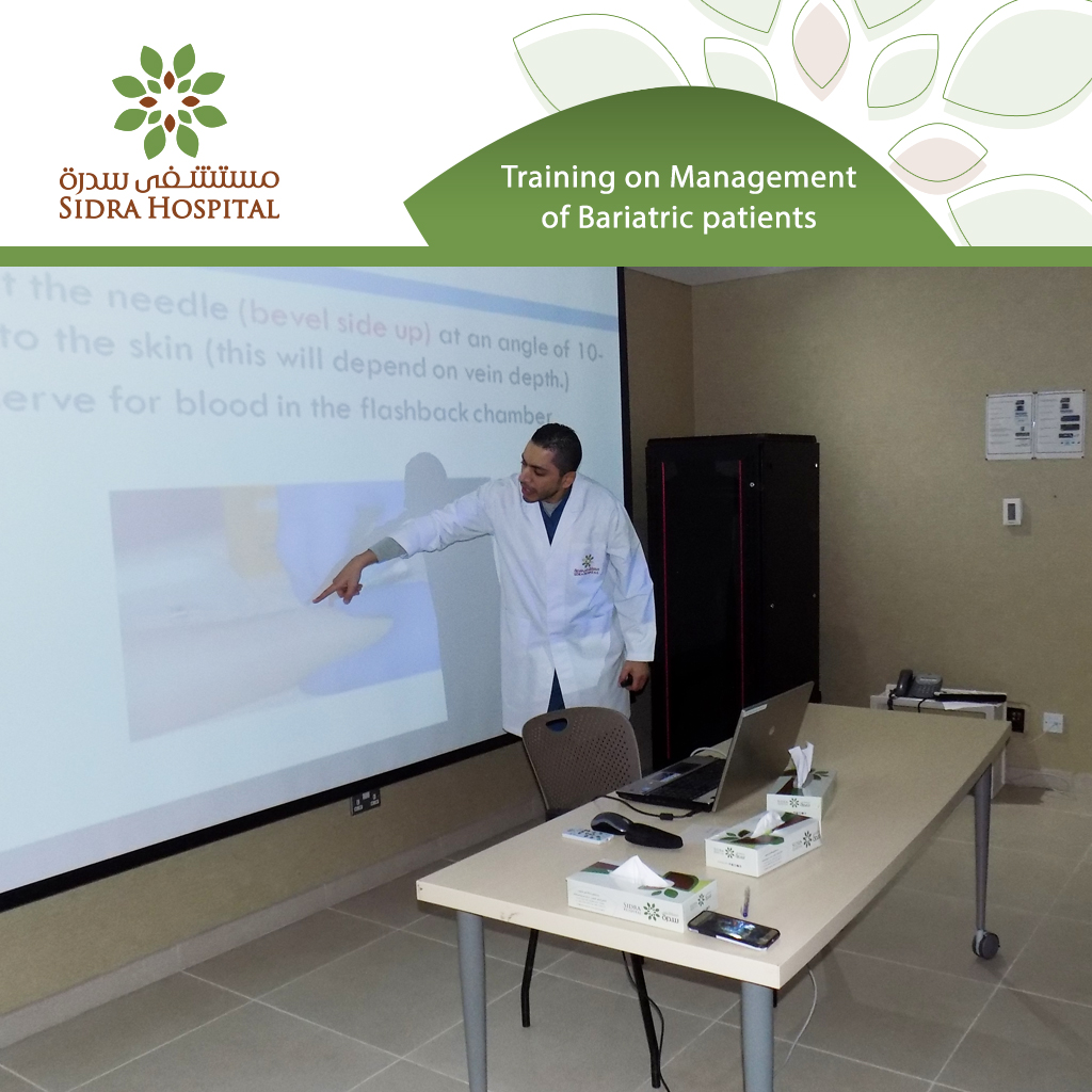 Training course on Management of Bariatric patients